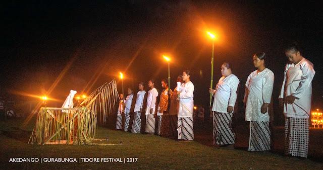 Ritual Adat Rora Ake Dango