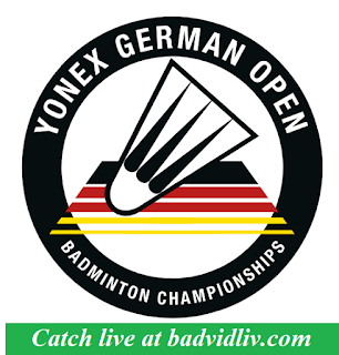 German Open 2019 live streaming
