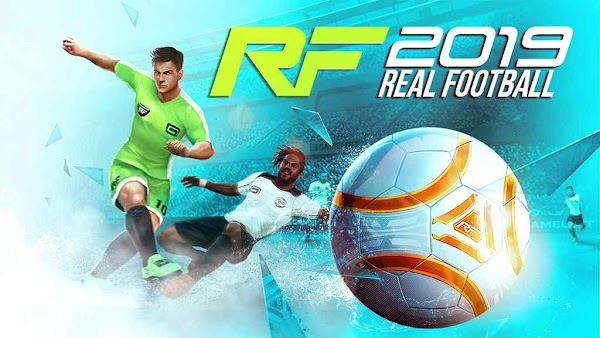 Real Football 2019 Mod Apk For Android Ringan ( 12 MB )