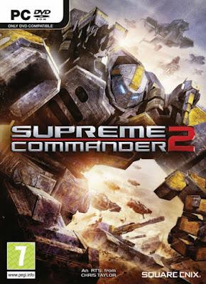 Download Supreme Commander 2 MULTi7-PROPHET, Supreme Commander 2, Download Supreme Commander, Supreme Commander 2.iso, Supreme Commander 2 – PROPHET
