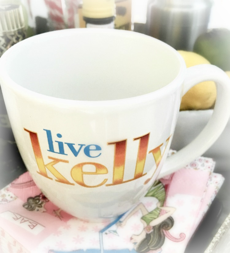 LIVE! With Kelly Mug July 2016