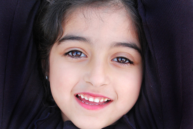 Beautiful Smiling Little Girls Pictures