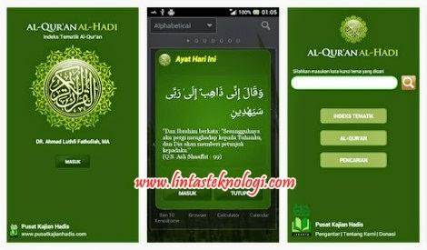 Aplikasi Al-Qur'an ANdroid APK