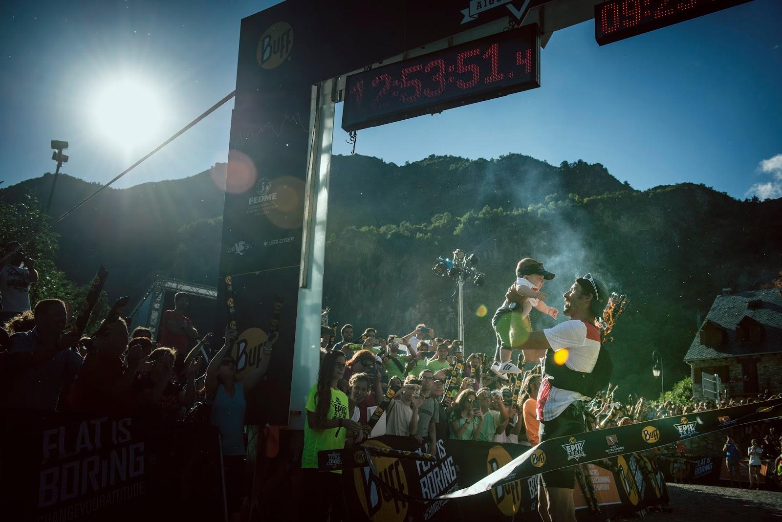 El ritmo del campeón : Luis Alberto Hernando