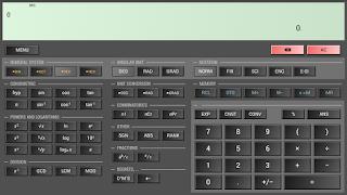 تحميل أفضل آلة حاسبة علمية متطورة متقدمة  للمحترفين شبيه بالكاسيو Casio fx للاندرويد HiPER Calc Pro ، تعمل بدون نت ، هاير كالك برو