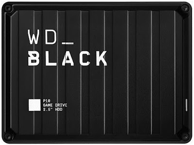WD Black P10 Game Drive 4 TB