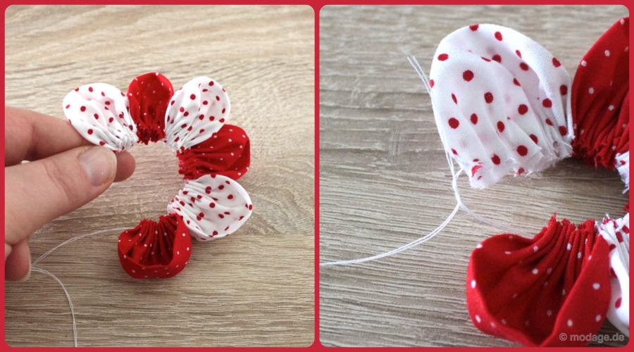 Kinderleicht Und Schön Nähen Mit Cherrygrön Stoffblumen