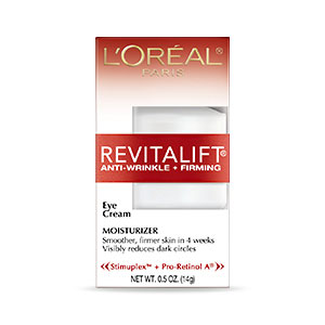 LOREAL PARIS Revitalift Anti Wrinkle Plus Firming Eye 15 ml