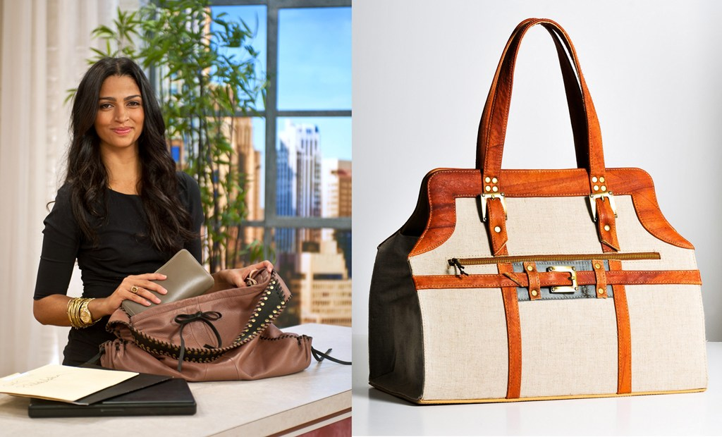 Camila Alves Muxo Handbags