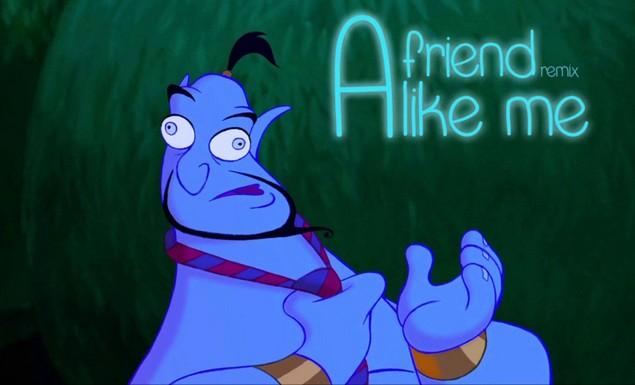 Lirik Lagu Friend Like Me Aladdin (Disney) Asli dan Lengkap Free Lyrics Song