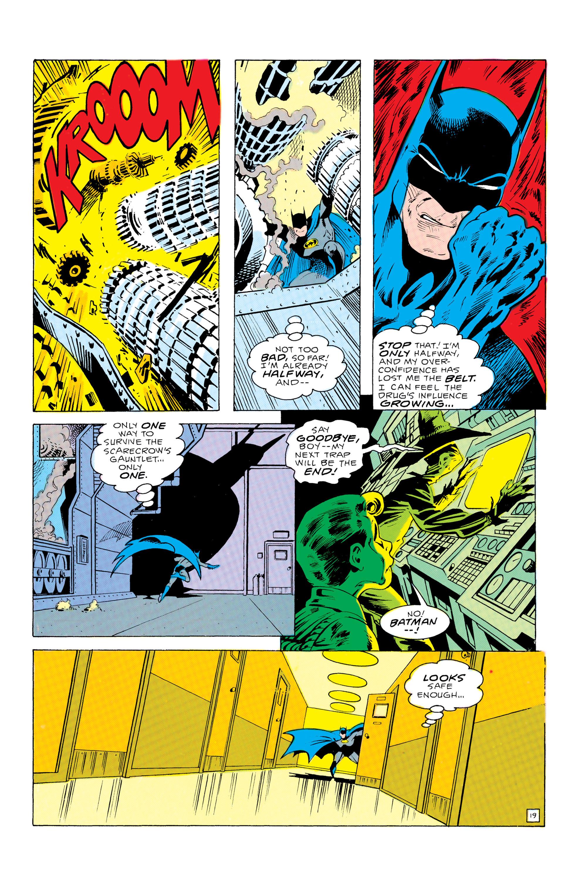 Detective Comics (1937) 571 Page 19