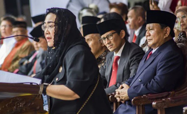 Putri Proklamator RI: Prabowo Solusi Benahi Persoalan Bangsa