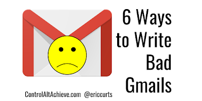 6 Ways to Write Bad Gmails
