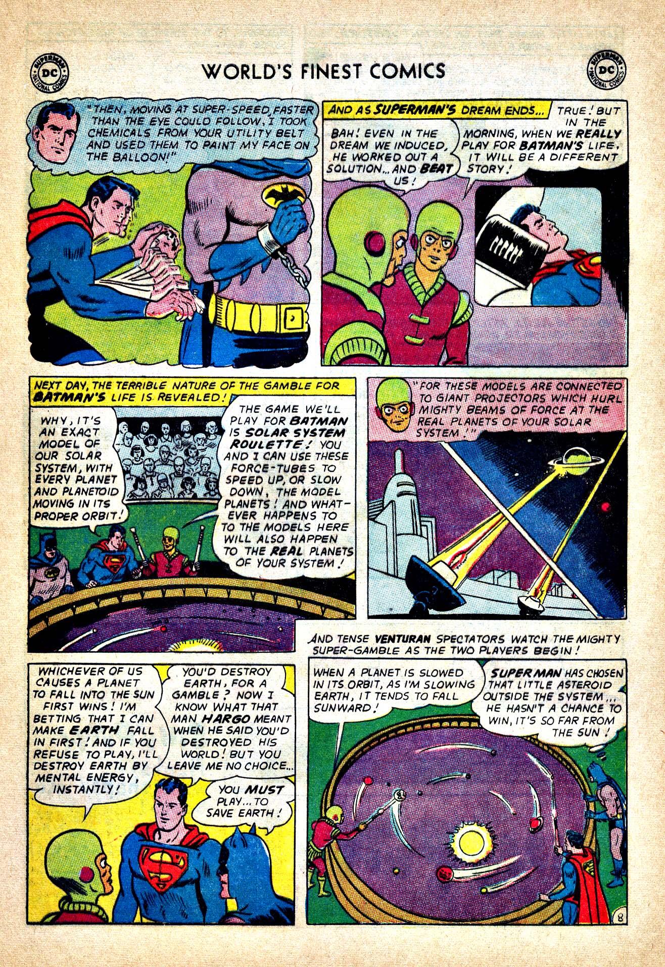 Read online World's Finest Comics comic -  Issue #150 - 21
