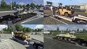 Military Cargo Pack 1.6.1