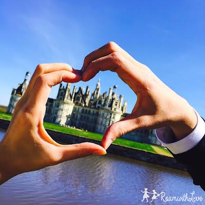 france, Honeymoon, review, รีวิว, ฝรั่งเศส, ปราสาท, Loire Valley, สวีท, ฮันนีมูน, Tours, Chateau de Chambord