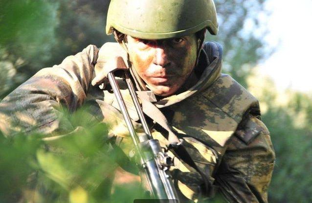 Turk komandosu