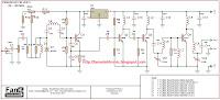 skema rangkaian pemancar fm dioda varactor