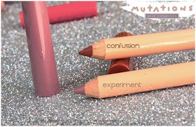 CONFUSION EXPERIMENT biopastello Labbra -  Collezione Mutations - Neve cosmetics