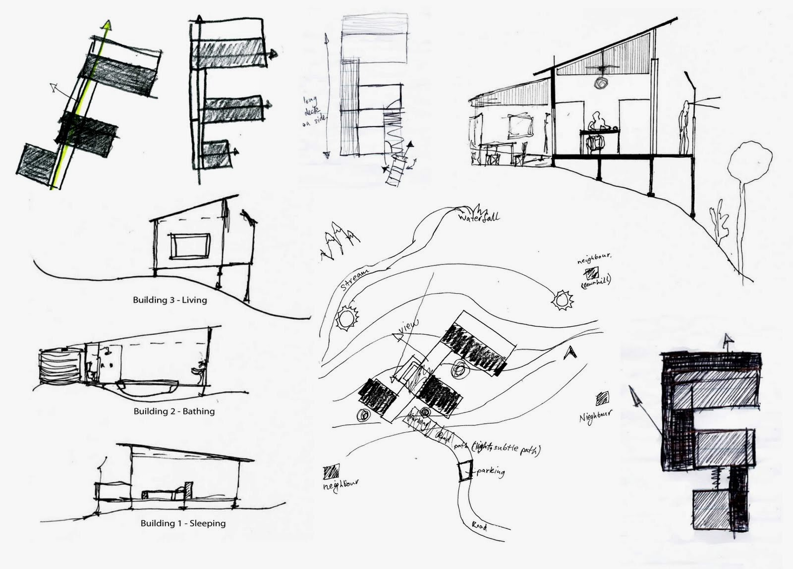 111 The Importance Of Sketching To Architects