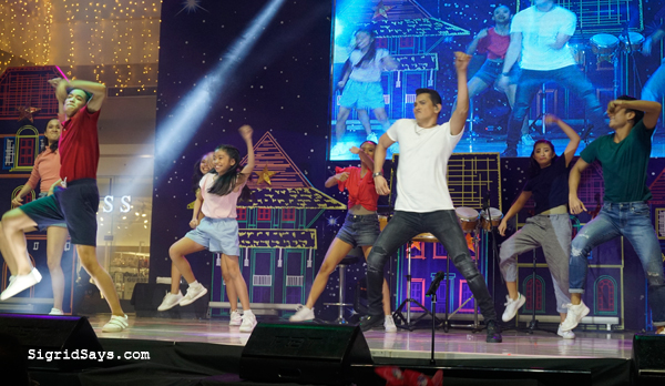 Awit at Laro - Gary V - Lea Salonga - Ayala Malls Capitol Central - Gary Valenciano concert in Bacolod - Bacolod blogger