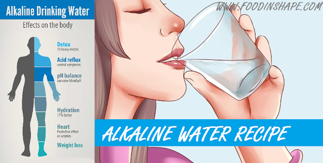 How To Make Alkaline Water In Order To Fight Fatigue, Digestive Issues