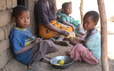 About 14 million people face hunger in Southern Africa