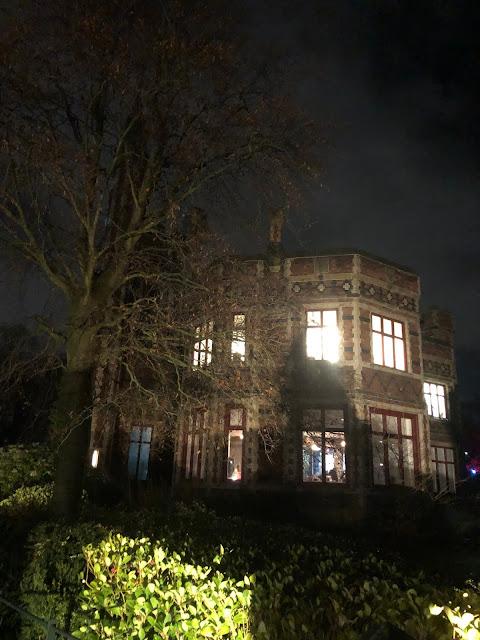 Enchanted Parks: Saltwell Towers in Saltwell Park