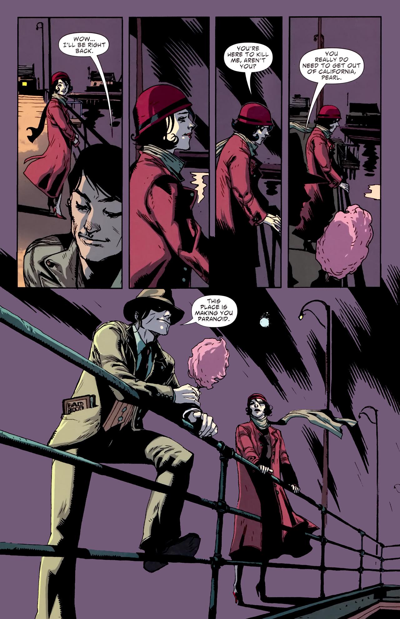 Read online American Vampire comic -  Issue #5 - 16
