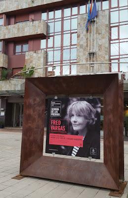 Premios Princesa de Asturias. Fred Vargas, Letras