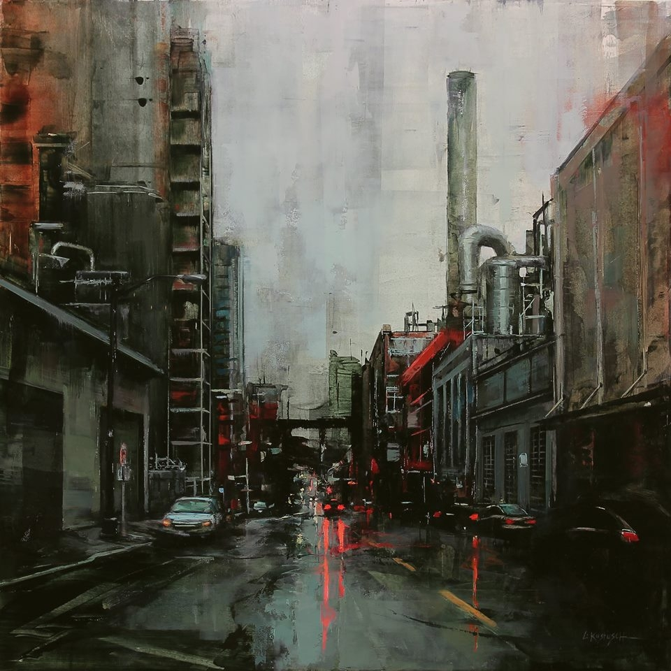 11-Lindsey-Kustusch-Urban-Goings-on-Captured-in-Oil-Paintings-www-designstack-co