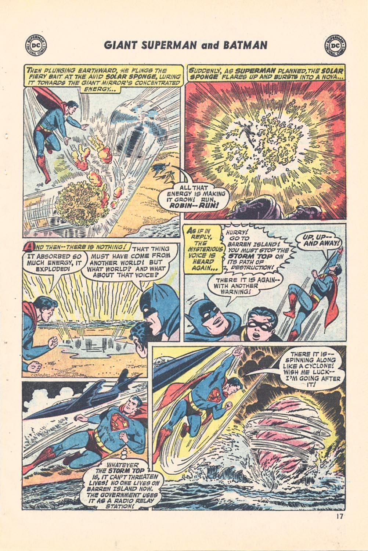 Read online World's Finest Comics comic -  Issue #161 - 19