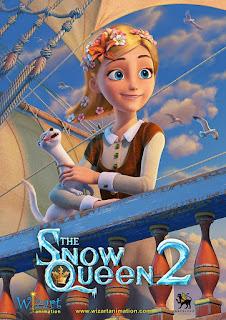 The Snow Queen 2 The Snow King (2014) สงครามราชินีหิมะ ภาค 2