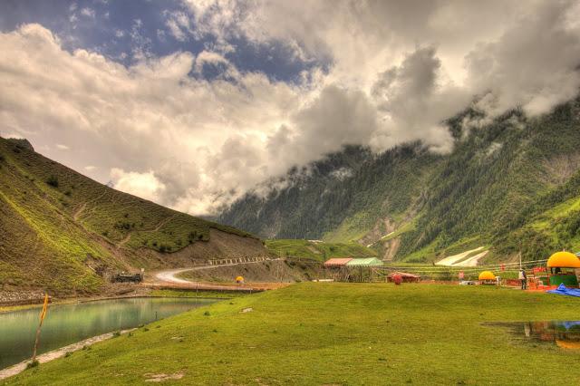 Travel Blog on Kashmir
