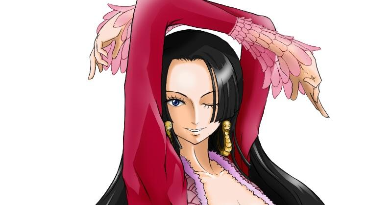 Shichibukai Boa Hancock One Piece  KOLEKSI GAMBAR ONE PIECE