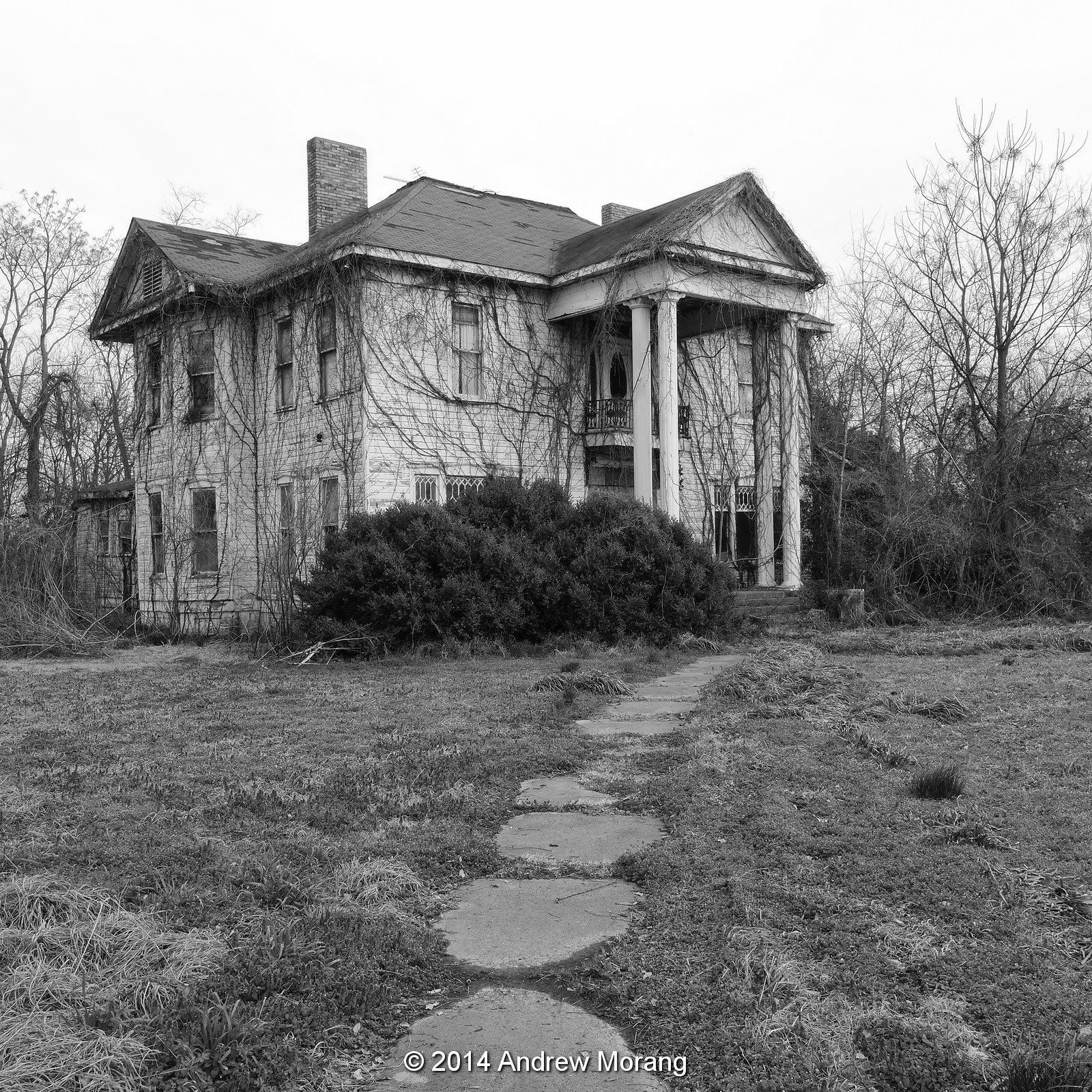 Urban Decay: Decaying Quickly: The Law House, Foote