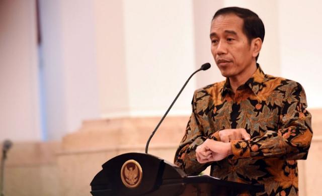 Presiden Jokowi: Pekerja Cinadi Indoensia Cuma 21 Ribu Orang