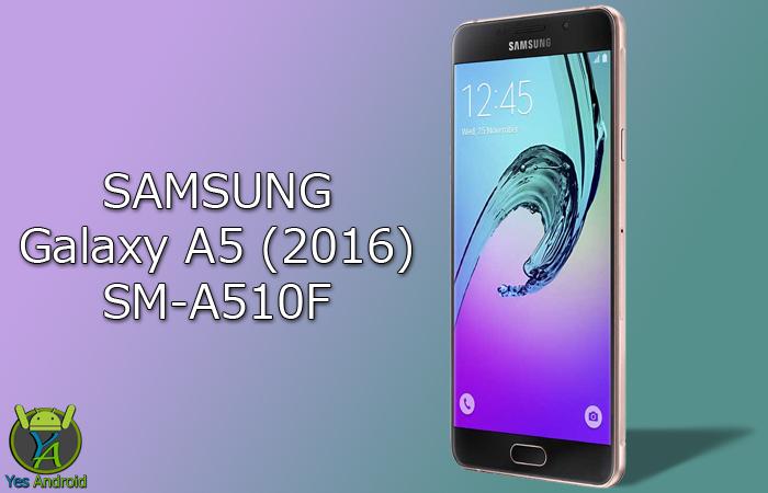 A510FXXU4BQC1 | Galaxy A5 (2016) SM-A510F