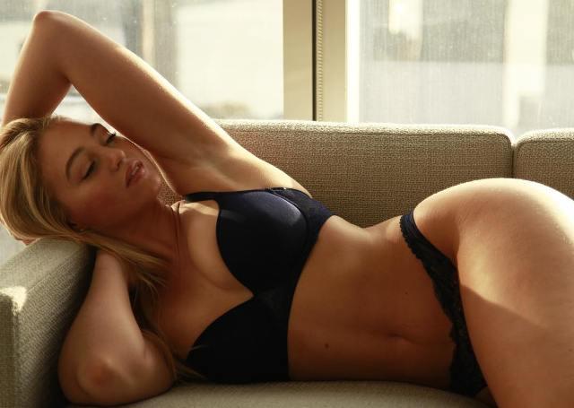 """Sexy modelo """"talla grande"""" busca cambiar los estereotipos de la belleza en Instagram"""