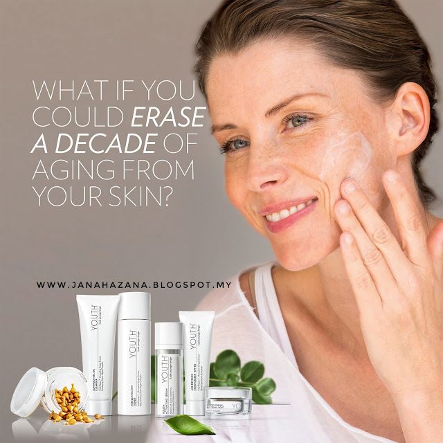 shaklee youth skincare malaysia