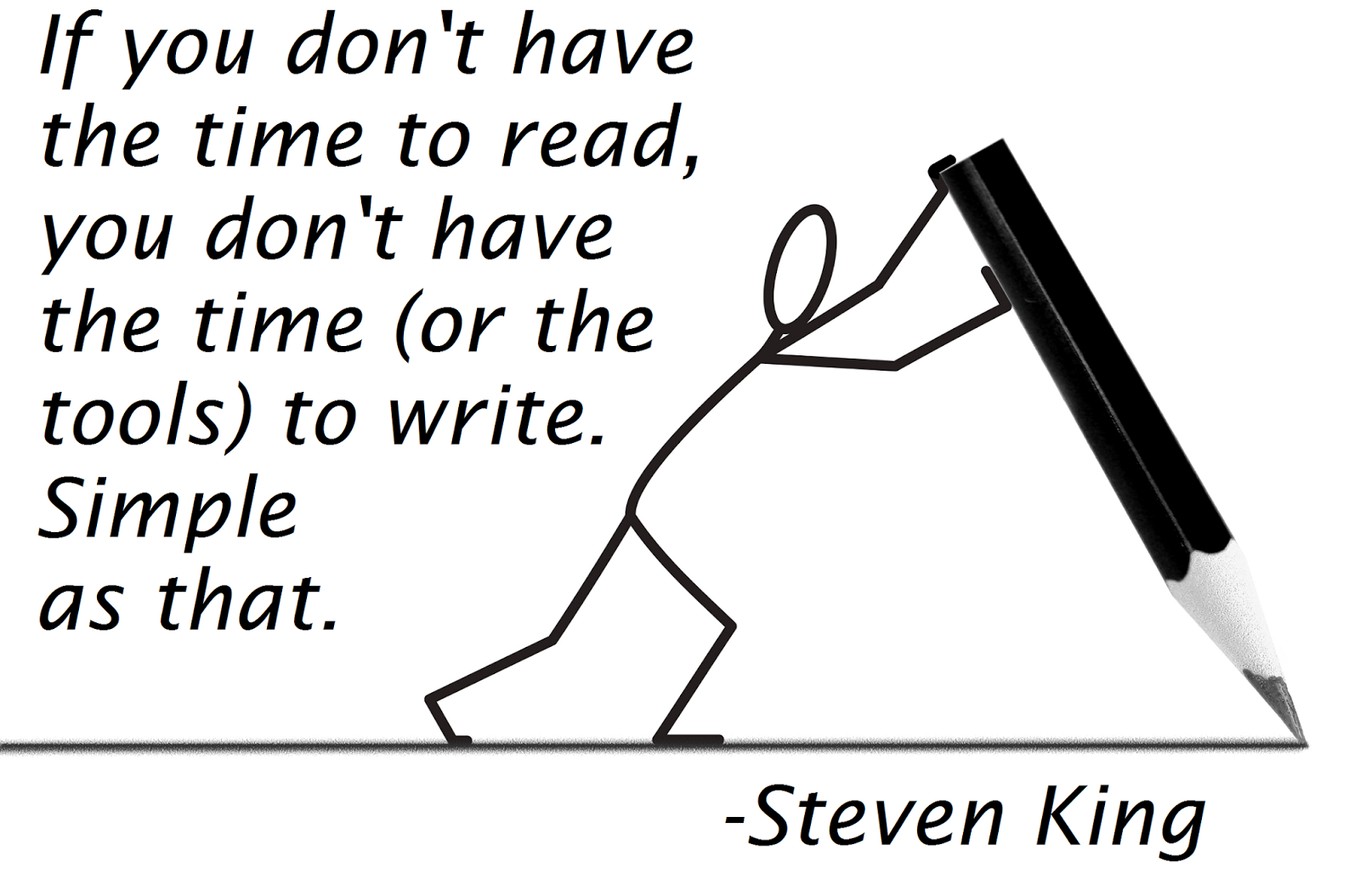 Top Ten Tuesday Writing Quotes