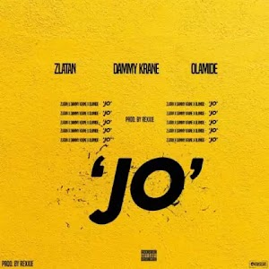 Download Audio | Dammy Krane ft Zlantan & Olamide - JO