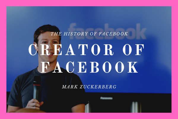 Who Was The Founder Of Facebook<br/>