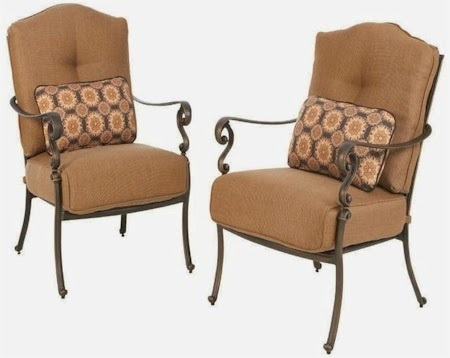 daily cheapskate martha stewart living miramar ii patio lounge