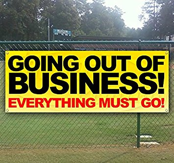 Going Out For Business: All Images Must Go!