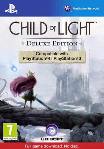 Child Of Light PS3 Español Región PSN