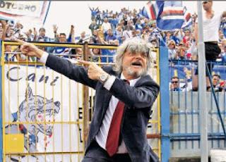 "Sampdoria, il presidente Ferrero a ""Ballando con le stelle"""
