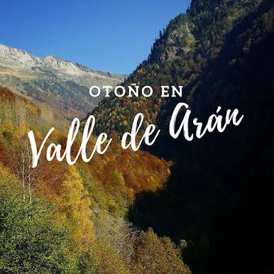 Otoño en Valle de Arán