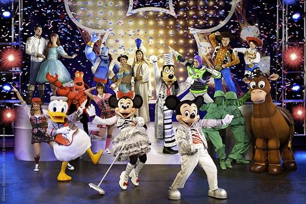 Disney Live - La Bande à Mickey
