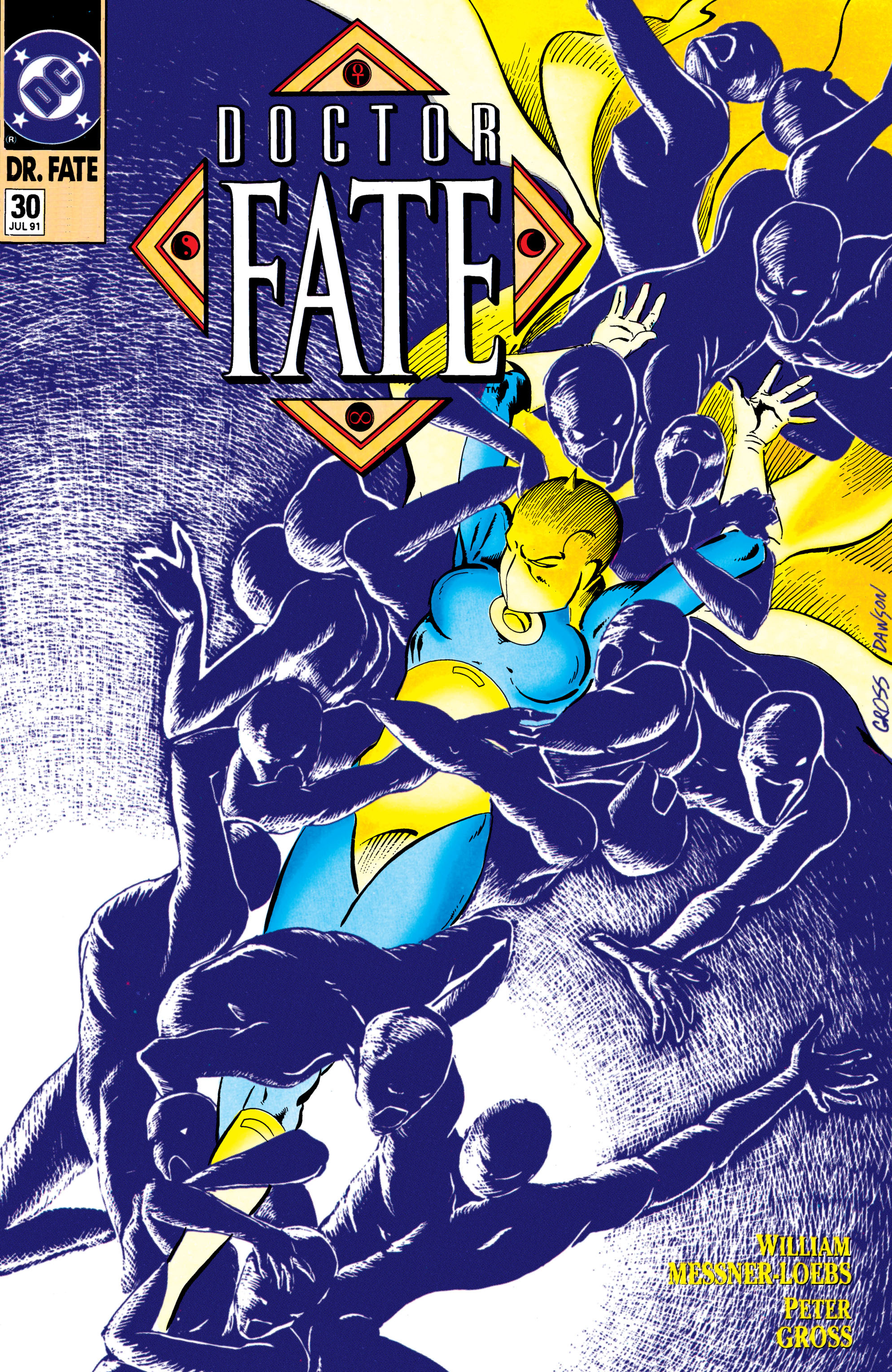 Doctor Fate (1988) 30 Page 1